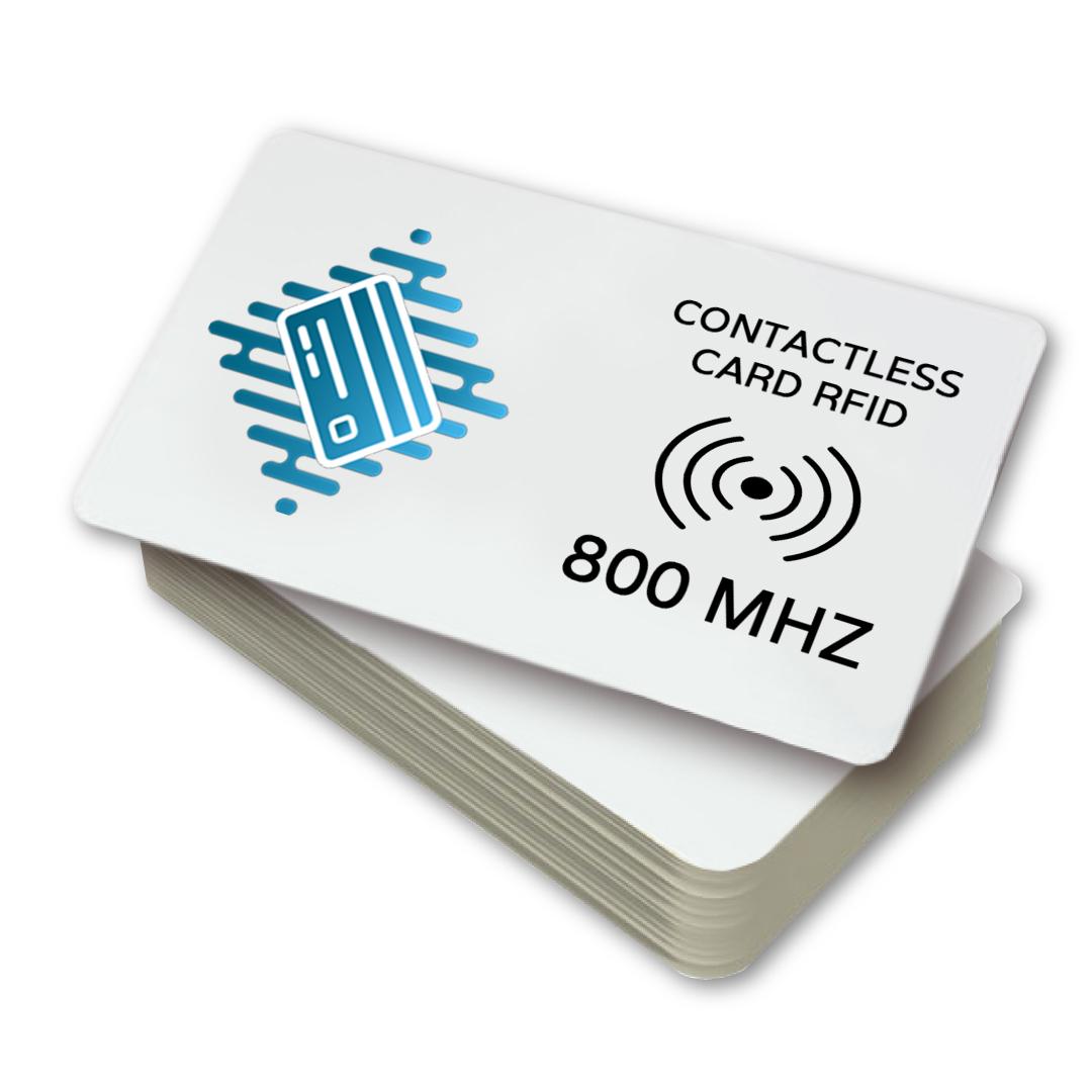 Contactless Card RFID 800 - Cardnology